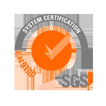 system certification EN9100 SGS